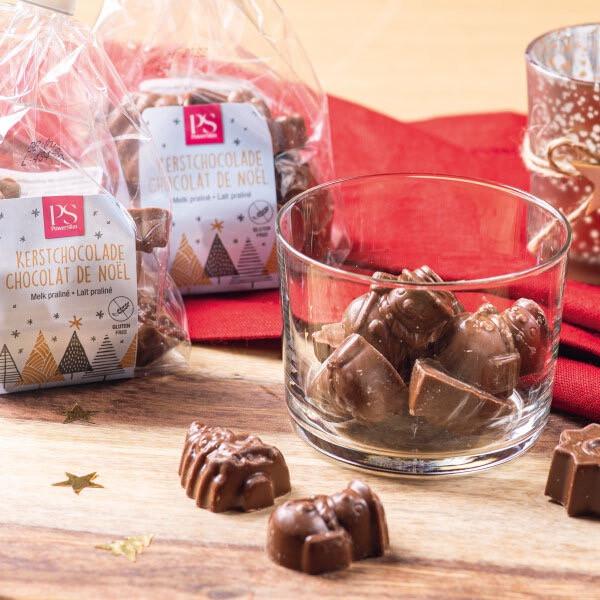 De lekkerste kerstchocolaatjes!