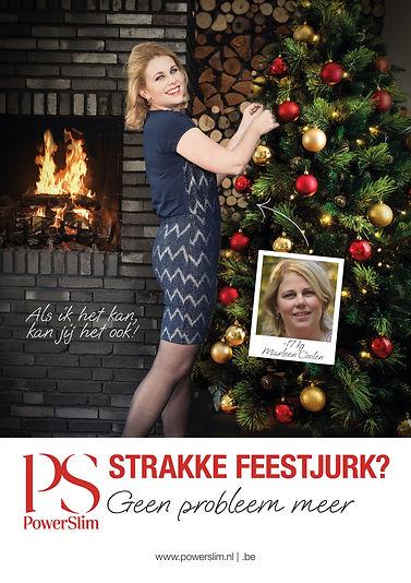 Wil jij slank de feestdagen in e je favoriete jurkje aan?