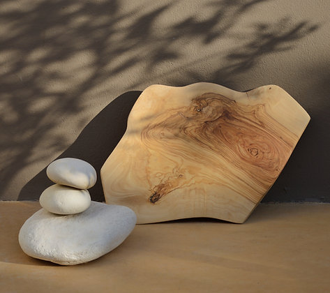Olive chopping board