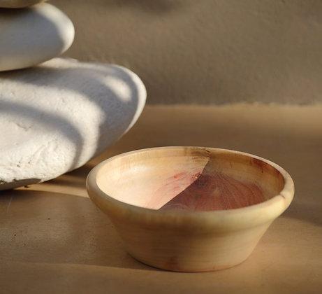 Carob bowl