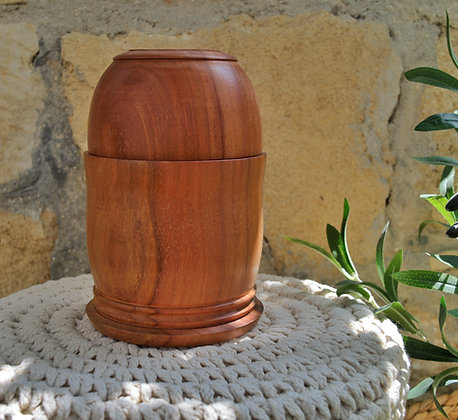 Eucalyptus Cup and Lid