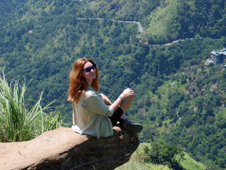 Kelionių vadovė turizmo krizės įkarštyje keičia požiūrį į gido profesiją