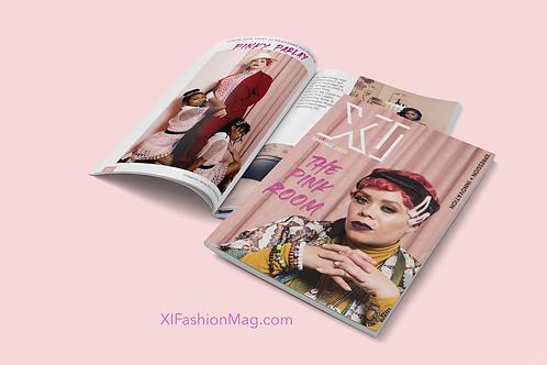 XI8: THE PINK ROOM: Digital Copy
