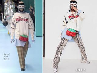 Rihanna takes the fashion game at Coachella 18'