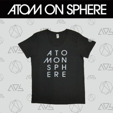 2015 Logo T-shirt(ブラック)