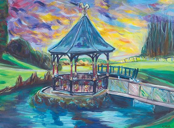 Ghelvuelt Bandstand