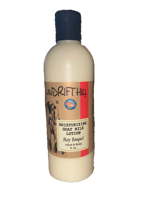 Rosy Bouquet Lotion