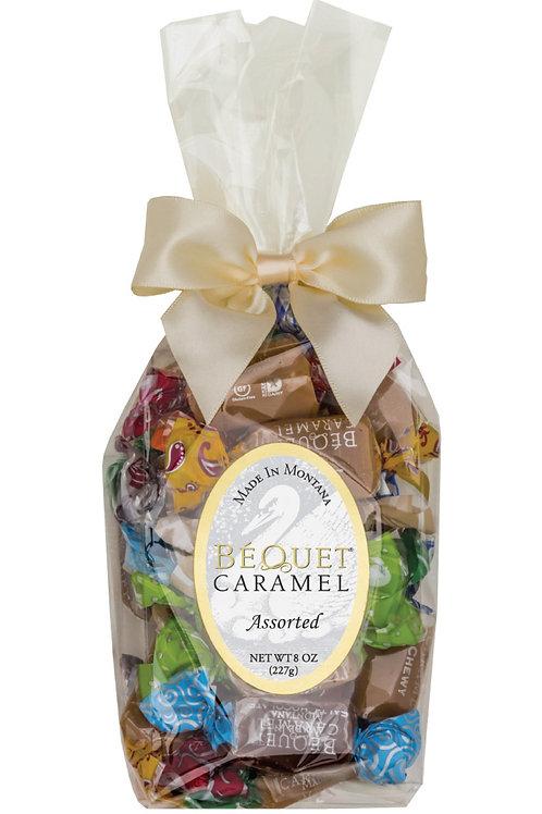 Assorted Bequet Caramels  8 oz