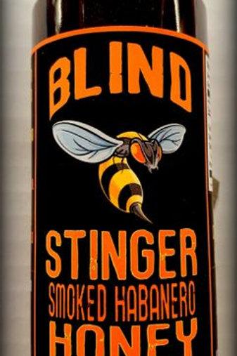 Smoked Habanero Honey
