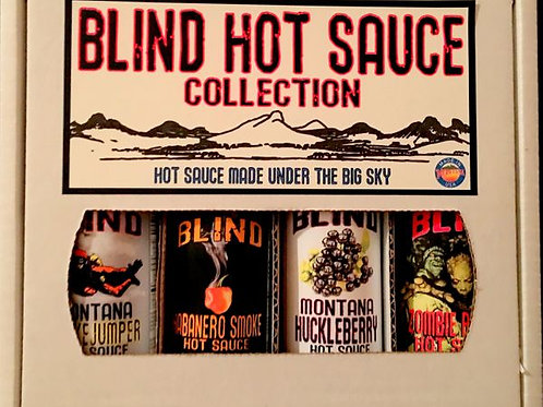 Blind Hot Sauce Collection