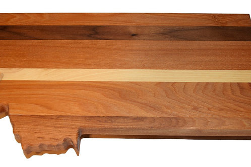 Montana Shaped Board