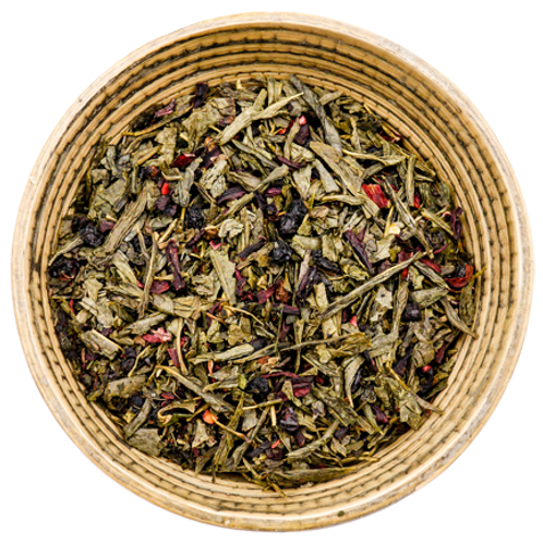 Lakeside Sunrise Green Tea