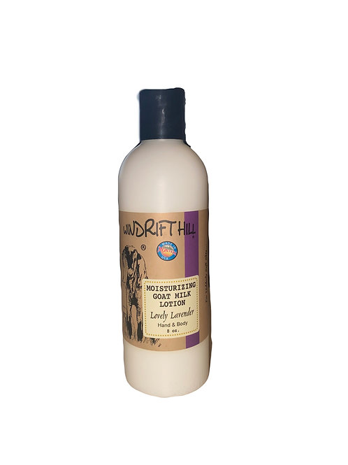 Lovely Lavender Lotion