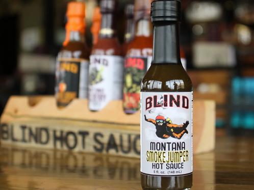 Montana Smokejumper Hot Sauce