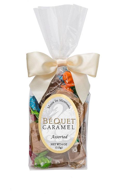 Assorted Bequet Caramels 4 oz