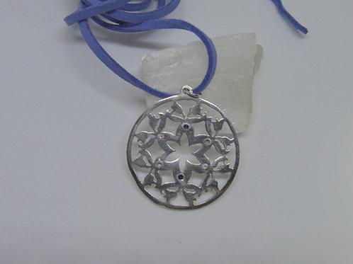 Mandala de Prata Harmonia