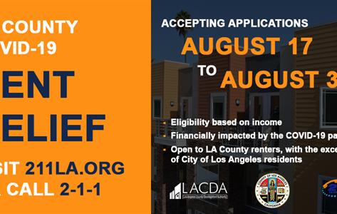 LA County Rent Relief