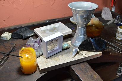 Consagração das Mandalas Astrológicas