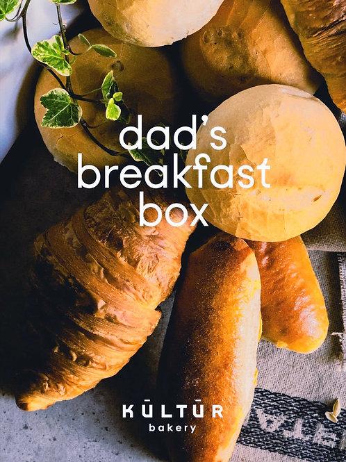 Daddy's  breakfast box