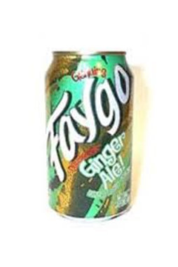 Faygo ginger Ale 12 x 355ml