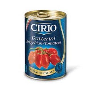 Cirio Datterini  baby plum tomato 2 x 400g
