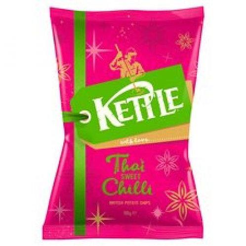 Kettle Thai chilli crisps 150g x 2