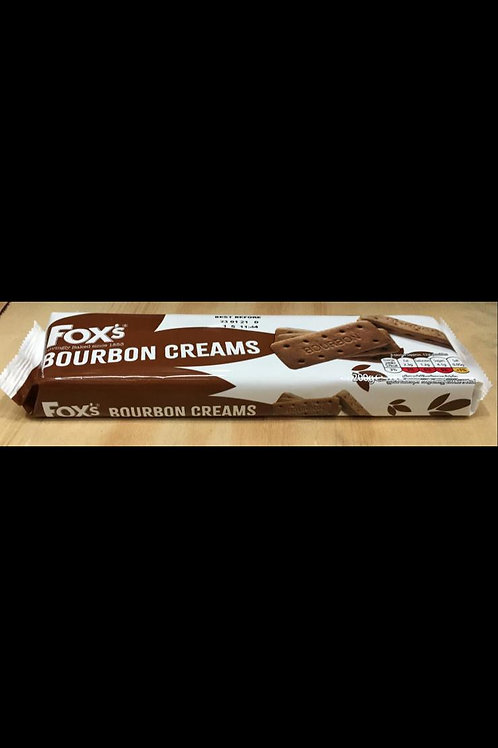 Fox's bourbon creams 200g