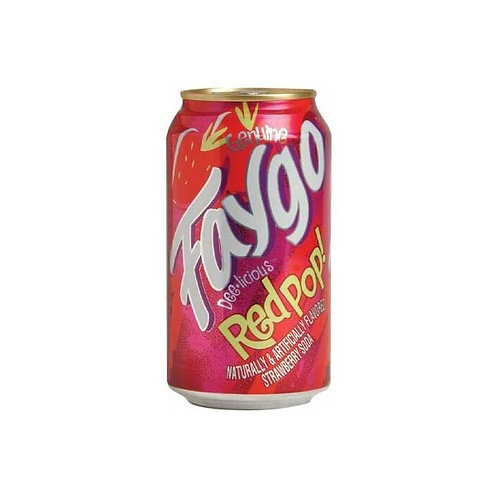 Faygo Redpop 12 x 355ml