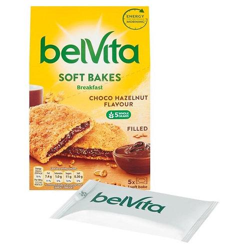 Belvita soft bakes 14 x 50g choc hazelnut
