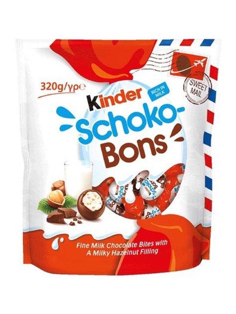 Kinder Schoko Bons 320g travel pack