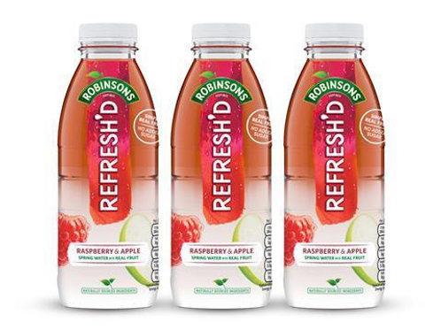 Refreshed app/ raspberry 12 x 500ml