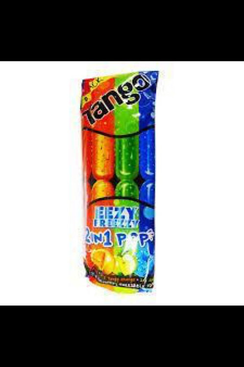 Tango freezy 2 in 1 ice pops
