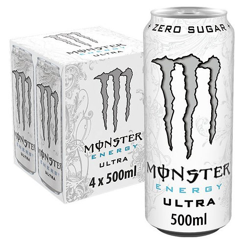 Monster ultra 12 x 500ml
