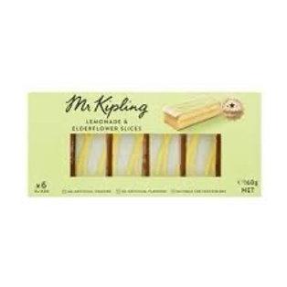 Mr Kipling lemonade & Elderflower slices  x 2
