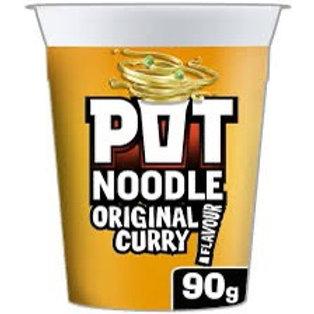 Pot noodle 4 x 90g