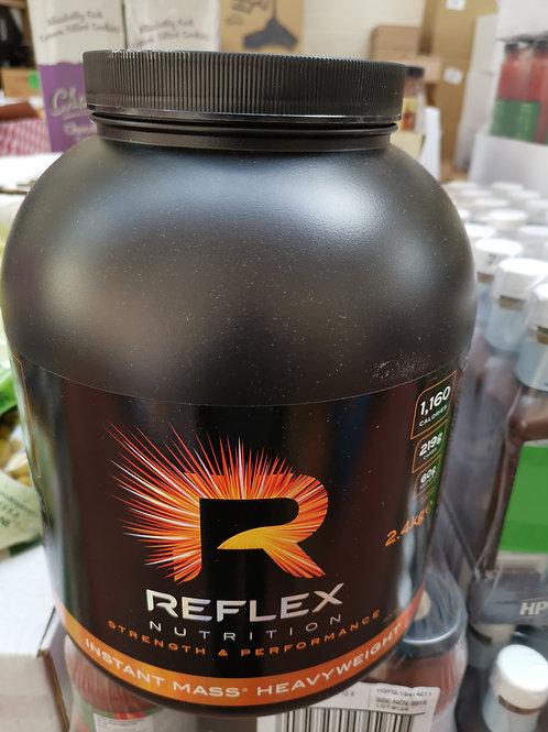 Reflex nutrition  2.4kg