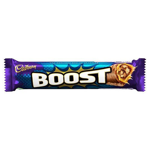Cadbury boost 3 for