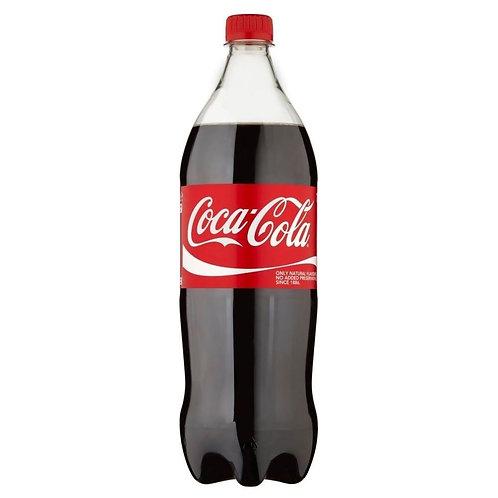 Coke 12 x 1.25ltrs