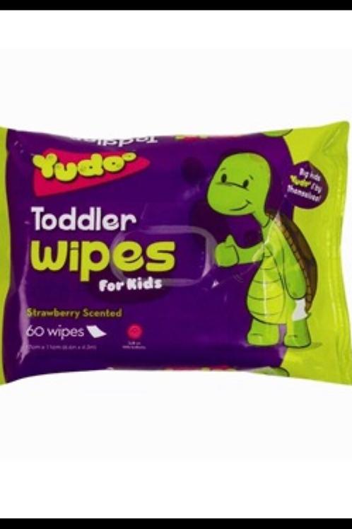 Yodo toddler wipes for kids
