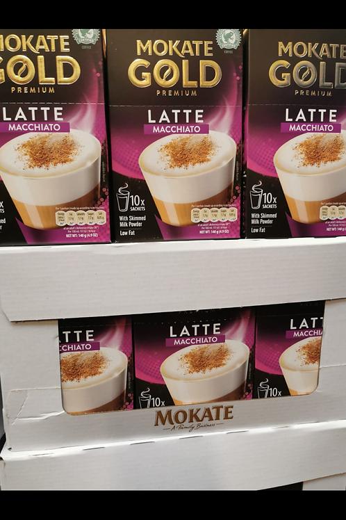 Mokate latte Macchiato 10 sachet box