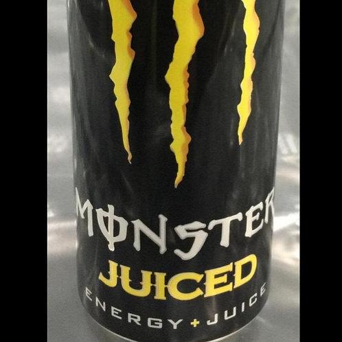 Ripper monster juiced case of 24