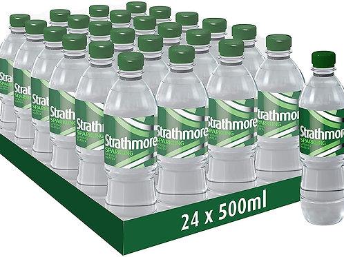 Strathmore sparkling water 24 x 500ml