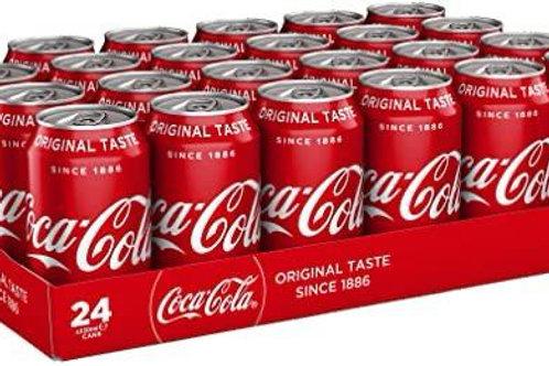Coke 24 x 330ml