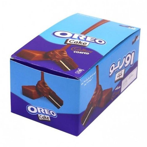 Oreo Cake bar 12pk case