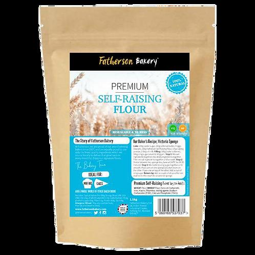 Fatherson bakery premium SR flour 1.5g