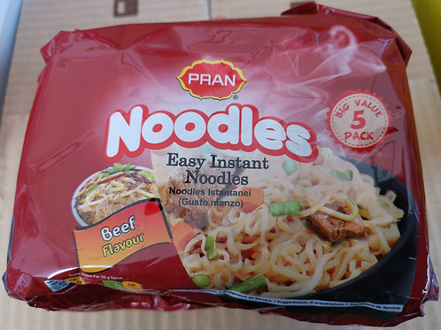 Noodles beef flavour 5 pack