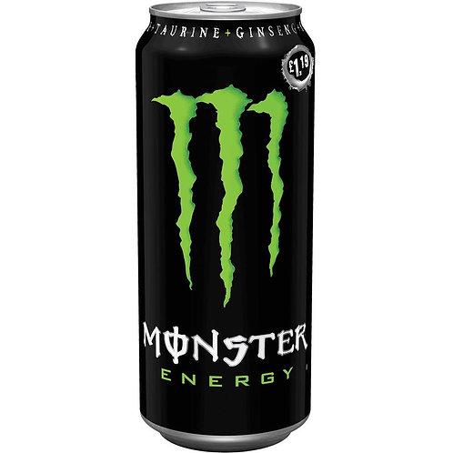 Monster Green 12 x 500ml