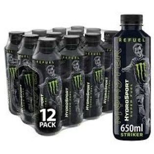 Monster hydro sport Striker 12x650ml