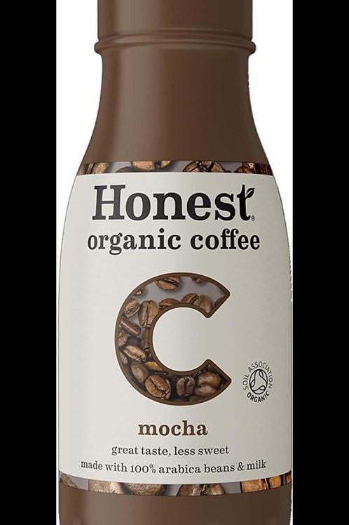 Honest Coffee mocha 12 x 240ml