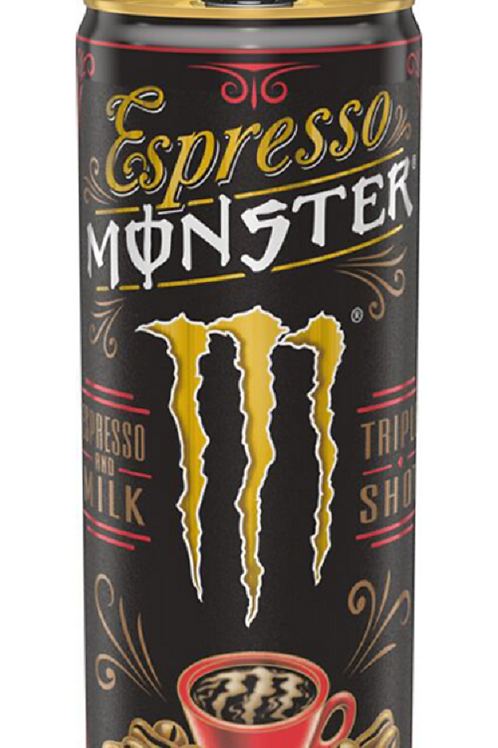 Monster espresso 12 x 250ml